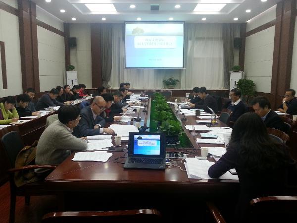 我校与陕西理工大学签订研究生联合培养协议